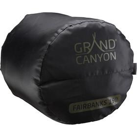 Grand Canyon Fairbanks 190 Slaapzak, capulet olive
